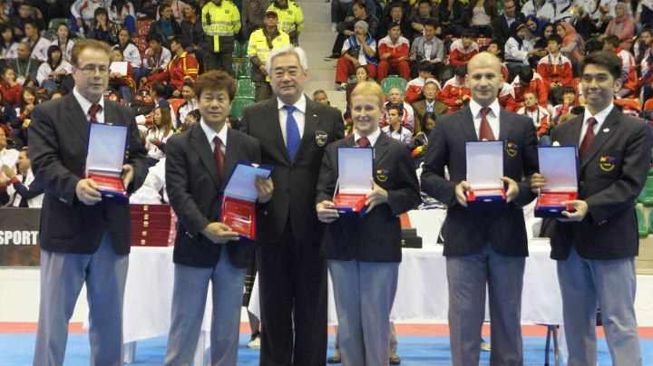 Best Referee Award, 2012